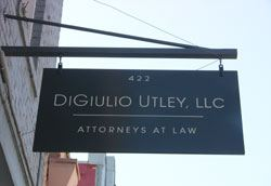 Digiulio Utley sign